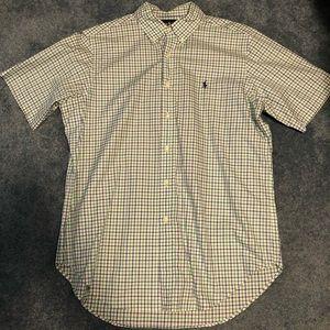 Ralph Lauren Short Sleeve Button Down